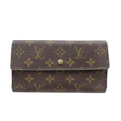 LOUIS VUITTON Portefeuille Tresor International Long Wallet 11328